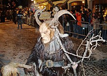 Krampus a Dobbiaco