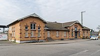 Krefeld, Uerdingen, Bahnhof, 2018-02 CN-01.jpg
