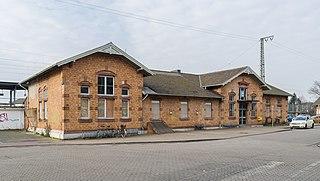 Krefeld-Uerdingen station