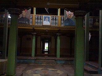 Kundgol - Wade at Kundagol. Sawai Gandharva, Bhimsen Joshi, Gangubai Hangal are associated with this Wade