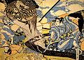 Kuniyoshi Utagawa, Minamoto Yorimitsu also known as Raiko.jpg