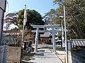 Kuroo-jinja, Onojo, Fukuoka 02.jpg