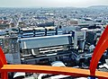 Kyoto Kyoto Tower Blick auf den Hauptbahnhof 1.jpg