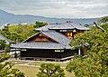 Kyoto Nijo-jo Blick auf den Honmaru-goten-Palast 9.jpg