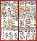 Halaman 8 dan 9 pada kodeks Dresden