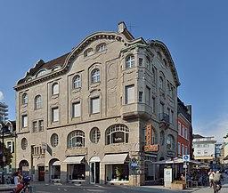 Lörrach Eckhaus Café Pape1