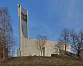 Lörrach - Kirche St. Peter - Westansicht.jpg