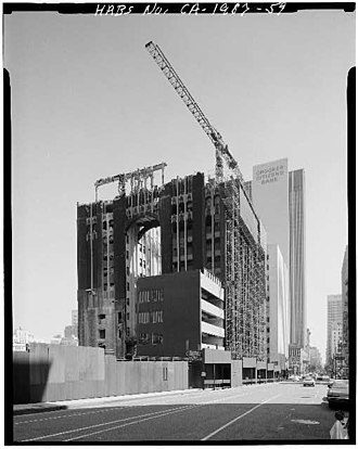 Richfield Tower - Image: LOC Richfield 19 LOSAN67 57