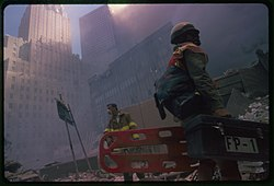 LOC unattributed Ground Zero photos, September 11, 2001 - item 196.jpg
