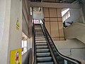 LRT1 D. Jose upper escalators.jpg
