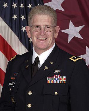 Eric Schoomaker - Lieutenant General Eric B. Schoomaker