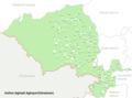 Laçın rayonu Lachin distict-Aghaali Aghayev(Varsaman) for AZE DNA map.png