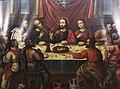La última cena, Escuela de pintura ayacuchana (38621534605).jpg