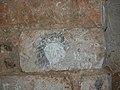 La Chapelle sur Oreuse-FR-89- chapelle Saint Germain-intérieur-graffiti-01.jpg
