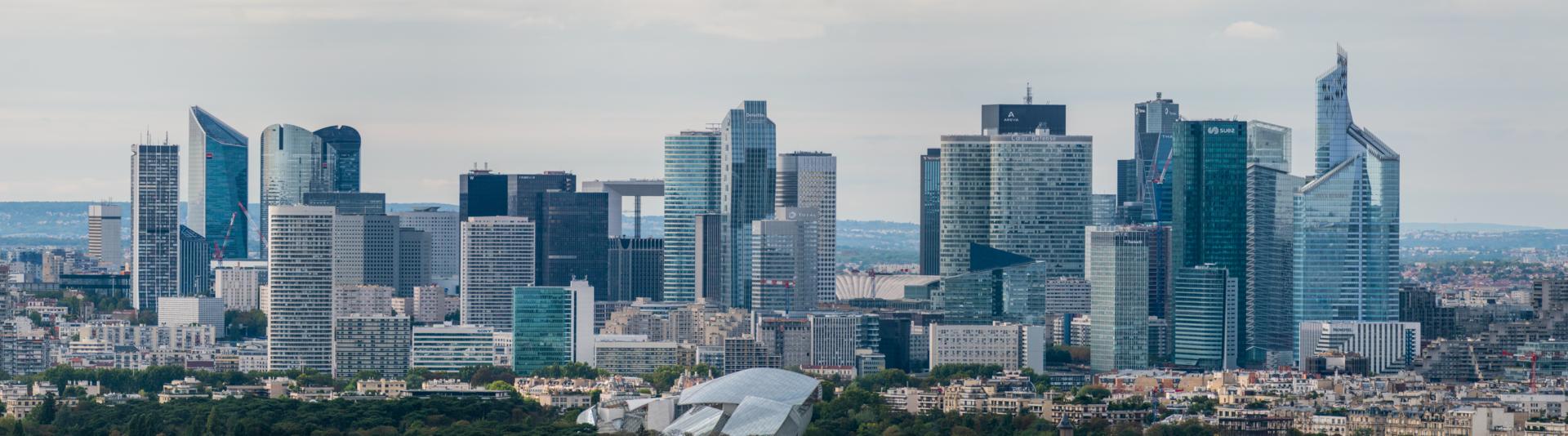 Buildings - La Défense - Paris - Gratte-ciel - SchoolMouv - Géographie - CM1
