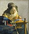 La Dentellière, Johannes Vermeer, 1669-1670.jpg