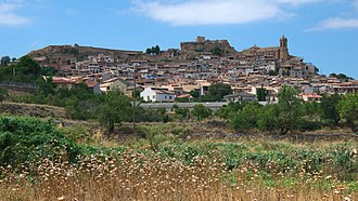La Fresneda - Municipality of Fresneda in the autonomous community of Aragon in Spain