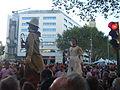 La Mercè 2012 - Gegants de la Sagrada Familia de Barcelona.JPG