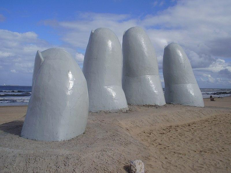 10 praias imperdíveis no Urruguai