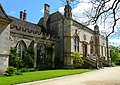 Lacock Abbey. The West Side. - panoramio.jpg