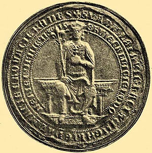 Ladislaus IV of Hungary - Ladislaus the Cuman's seal