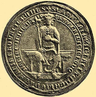 Ladislaus IV of Hungary - Ladislaus the Cuman's seal