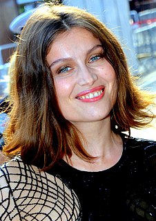 Laetitia Casta French actress, model, screenwriter, and film director