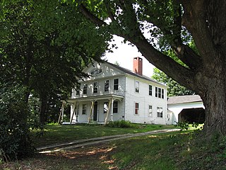 Laflin-Phelps Homestead