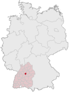 Position in Germany