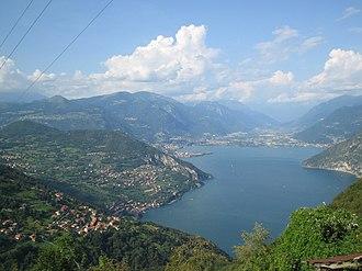 Lake Iseo - Lake Iseo