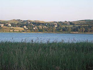 Pergusa Lake lake in Italy