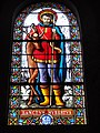 Lailly-en-Val (Loiret) Église, vitrail 03.JPG