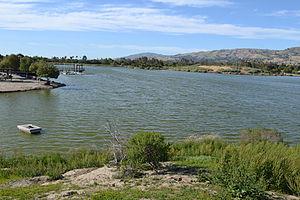 Lake Cunningham - Image: Lake Cunningham 4
