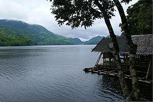 Lake Danao (Leyte) - Image: Lake Danao