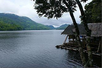 Ormoc - Lake Danao