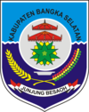 Official seal of South Bangka Regency
