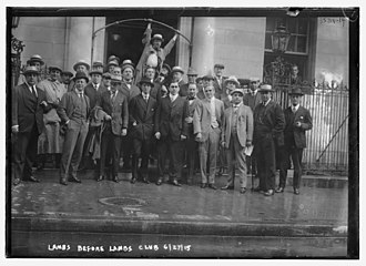 The Lambs - The Lambs on June 27, 1915 at 130 West 44th Street