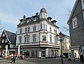 Langenberg, monumentaal pand (Hauptstrasse 36) op kerkplein foto4 2012-03-27 14.38.JPG
