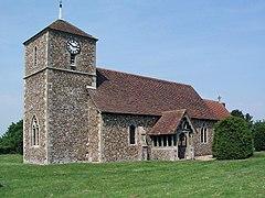 Langley Church, Upper Green. - geograph.org.uk - 4503.jpg