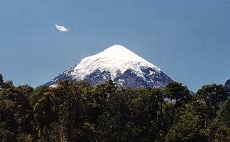 Lanín National Park - Image: Lanin 1997