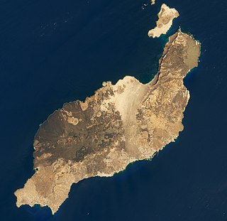 Lanzarote Island of the Canary Islands, Spain