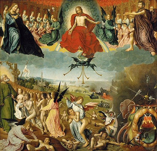 Last Judgment (Provoost, Detroit)