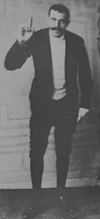 Flatulist - Le Pétomane was a professional flatulist around the start of the 20th century in France.