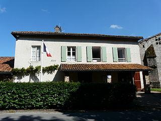 Le Bourdeix Commune in Nouvelle-Aquitaine, France