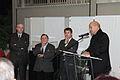 Le Drian, Chesnais-Girard, préfet nov 11 mairie Liffré.jpg