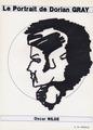Le Portrait de Dorian Gray Oscar Wilde (1992, Encre de Chine, 21 x 29 cm).TIF