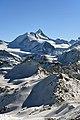 Le Weisshorn et le Bishorn depuis Bella Tola.jpg