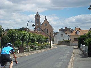 Le Luart Commune in Pays de la Loire, France