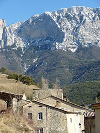 Le village de Romeyer.JPG