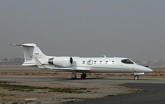 Learjet 31 - Learjet 31A